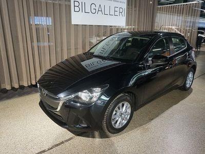 begagnad Mazda 2 5dr 1,5hk 90 hk Core Körglad bil Mycket Säkerhetsutr. OMG. Lev.