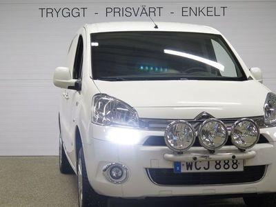 begagnad Citroën Berlingo Van 1.6 HDi 4x4 Manuell, 92hk