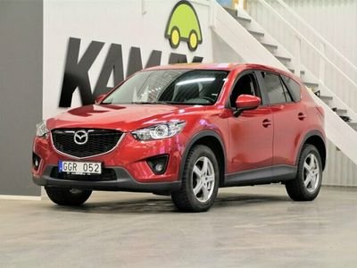 begagnad Mazda CX-5 2.2 SKYACTIV-D AWD Automatisk, 175hk,