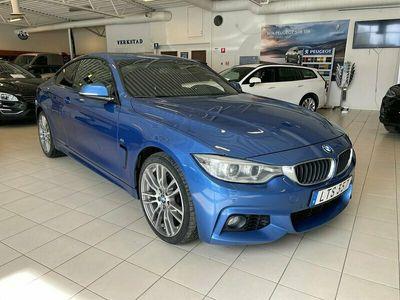 begagnad BMW 435 d xDrive Coupé Steptronic M Sport Euro 6 313hk