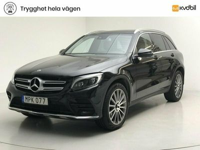 begagnad Mercedes GLC250 d 4M 4MATIC X253 (204hk)