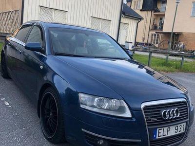 begagnad Audi A6 3.0 TDI QUAT