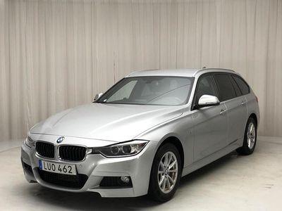 begagnad BMW 318 3-serien d xDrive Touring, F31