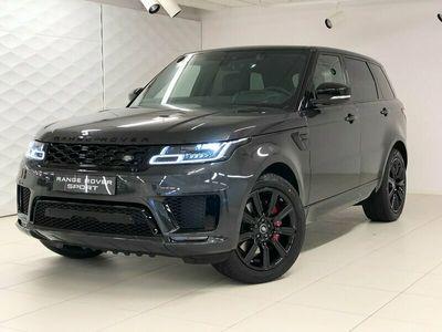 begagnad Land Rover Range Rover Sport Signature P400e PHEV AWD 2021, SUV Pris 1 259 300 kr