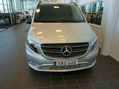 begagnad Mercedes Vito Vito119 CDI Skåp Lång Edition 1 190hk Automat