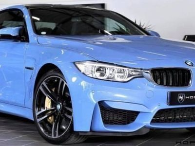 begagnad BMW M4 Coupe M-Drivers Package DCT/ Keramisk -16