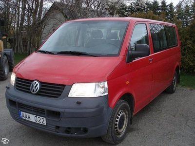 brugt VW Caravelle 2.5 TDI DPF 131hk