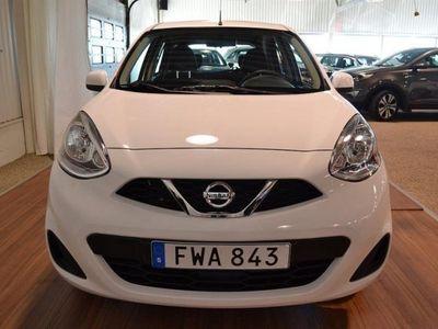 begagnad Nissan Micra VIsia 80 hk