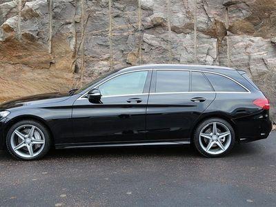 begagnad Mercedes C250 CDI 4Matic AMG Paket Svensksåld