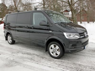 gebraucht VW Transporter T6 Långt Skåp 180 TDI Automat