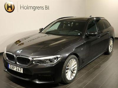 begagnad BMW 530 d xDrive Touring M Sport Innovation Edt 2018, Personbil 509 900 kr