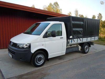 begagnad VW Transporter 2,0 Ecofuel Pick-up / -11