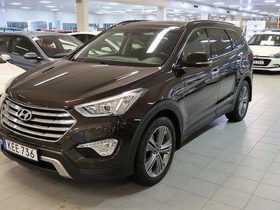 begagnad Hyundai Grand Santa Fe 2,2 CRDi-R 200hk A6 4W -16