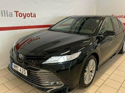 begagnad Toyota Camry Hybrid 2.5 EXECUTIVE PREMIUMPAKET 2020, Sedan Pris 309 900 kr