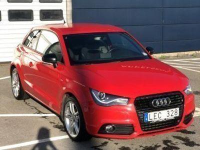 begagnad Audi A1 s-line -11
