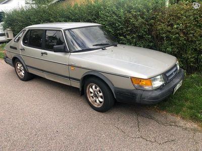 begagnad Saab 900 -91