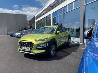 begagnad Hyundai Kona 1.0 T-GDi 2WD M6 Nordic Edition + (Trend)