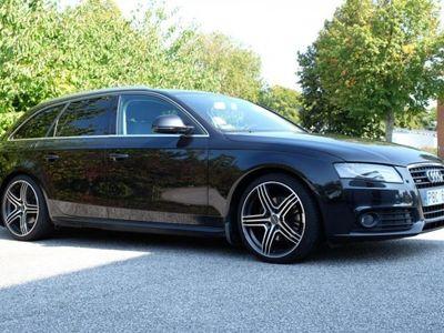 begagnad Audi A4 2,0 TDI Q -09