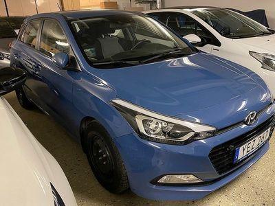 begagnad Hyundai i20 1.0T Premium 5D