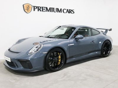 begagnad Porsche 911 GT3 911 991:2Clubsport PDK