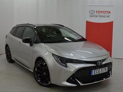begagnad Toyota Corolla Touring Sports Hybrid 2,0 GR-S PLUS NAVI Bi-T