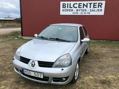 begagnad Renault Clio R.S. 5-dörra Halvkombi 1.2 75hk