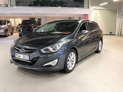 begagnad Hyundai i40 1.7 CRDi Premium