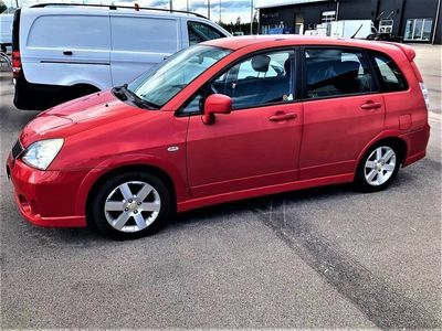 begagnad Suzuki Liana 1.6 VVT S 106hk