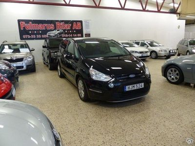 used Ford S-MAX 2.0 TDCi 7-sits Ny Servad 140hk