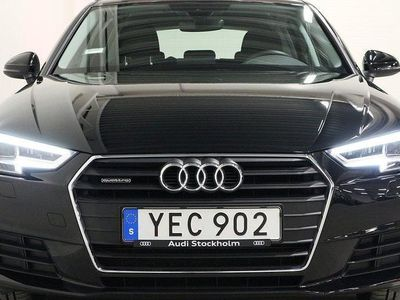 begagnad Audi A4 Avant 2.0 TDI 190hk quattro S-tronic *Sthlmpaketet*