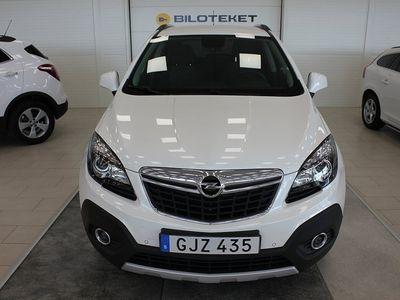 begagnad Opel Mokka 1.4 Turbo ECOTEC -14