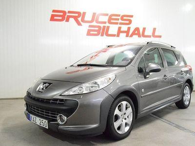 begagnad Peugeot 207 1.6 VTi Sport+ 120hk, OUT DOO -08