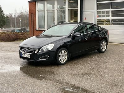 begagnad Volvo S60 D3 Geartronic Momentum 163hk
