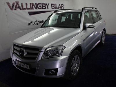 begagnad Mercedes GLK220 CDI Auto 4MATIC BlueEFFICIENCY 7G-Tronic (170hk)