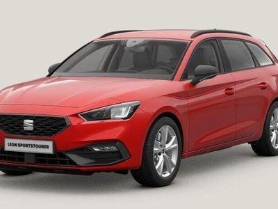 begagnad Seat Leon Kombi Plug-In Hybrid 204hk