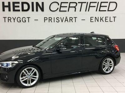 begagnad BMW 116 (116hk) M-SPORT / V-HJUL / AUTOMAT