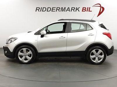 begagnad Opel Mokka 1.4 Turbo ECOTEC 140hk BLÅTAND SVENSKSÅLD