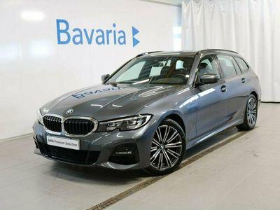 begagnad BMW 320 d xDrive M-Sport Värmare Drag Nav HiFi-högtalare 2021, Kombi Pris 408 700 kr