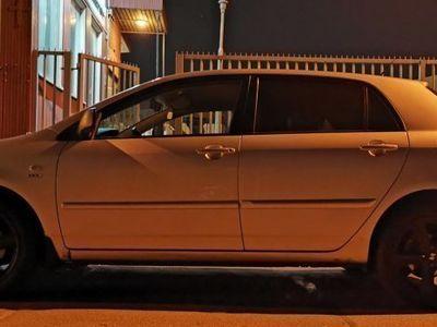 begagnad Toyota Corolla -04