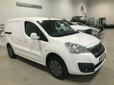 begagnad Peugeot Partner full Electric Single Speed