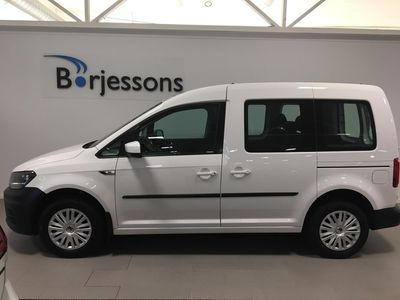 begagnad VW Caddy Life 2.0 TDI BlueMotion