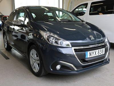 begagnad Peugeot 208 STYLE PureTech 82hk