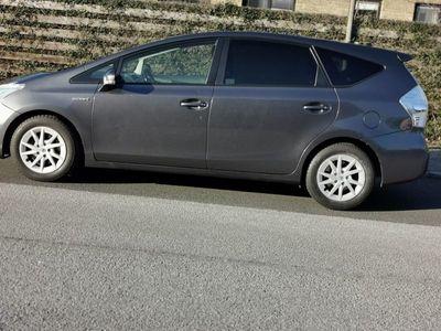 begagnad Toyota Prius+ Hybrid 1.8 VVT-i + 3JM