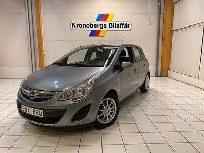begagnad Opel Corsa 5D 1.2 85hk Enjoy Pluspaket Manuell