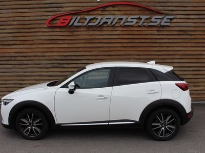 begagnad Mazda CX-3 2.0 SKYACTIV-G AWD Aut Drag