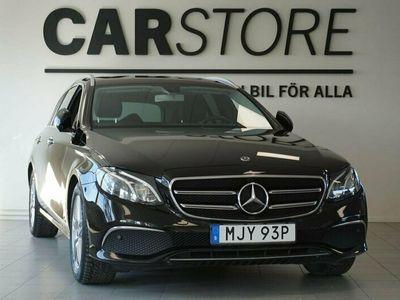 begagnad Mercedes E220 E Benz4Matic Värmare Widescreen Nav 2020, Kombi Pris 389 900 kr