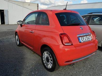 begagnad Fiat 500 Lounge 1,2