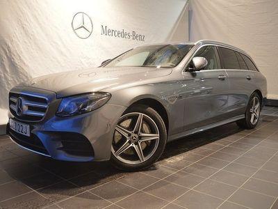 begagnad Mercedes E300 T PLUG-IN