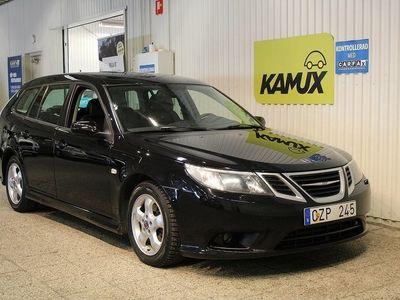 begagnad Saab 9-3 2.0t BioPower Vector Drag Nyservad