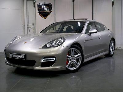 used Porsche Panamera Turbo 4.8 V8 4 PDK SV-SÅLD 5 -10